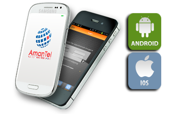Amantel Mobile Application
