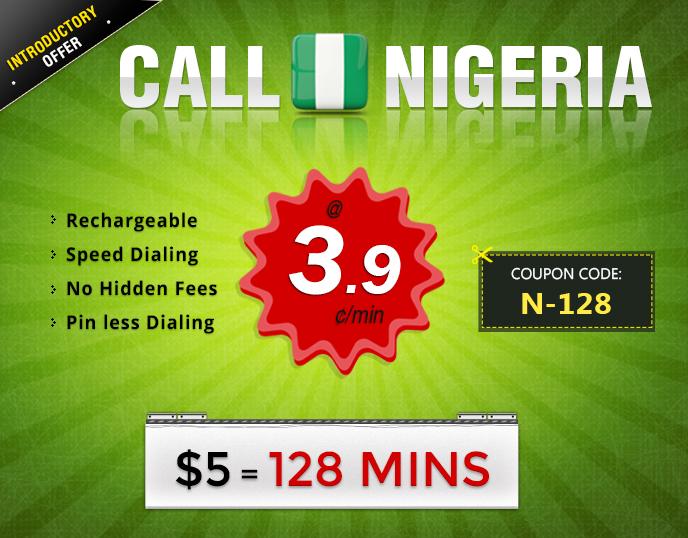 call nigeria - International Calling Cards