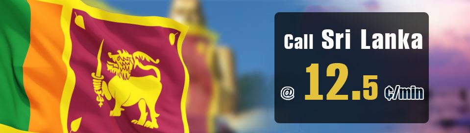 Cheap phone calling card Sri Lanka