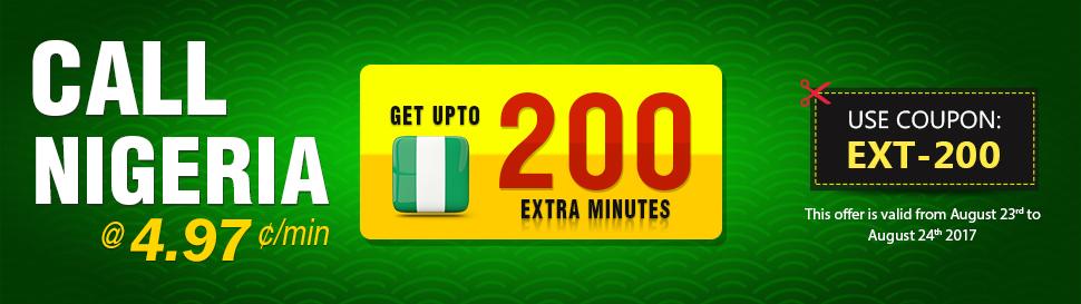 Cheap phone calling card Nigeria